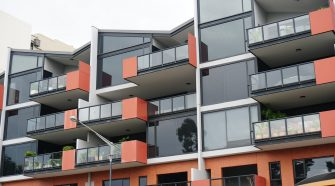 Group of Apartments